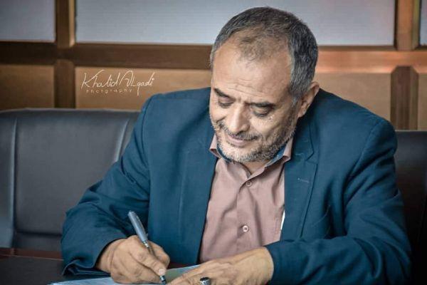 رئيس إعلامية تعز: الفرحة بالإفراج عن المختطفين لا يلغي مظاهر مصيبة اليمنيين بالانقلاب