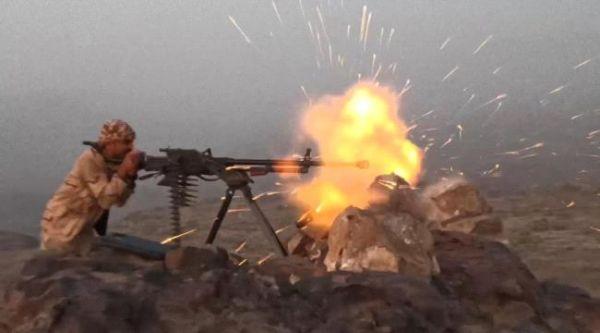 قوات الجيش والمقاومة تكبد مليشيا الحوثي خسائر كبيرة جنوبي وغرب مأرب