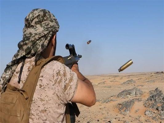 الجوف: تحرير مناطق جديدة شرق بئر المرازيق في هجوم للجيش والمقاومة