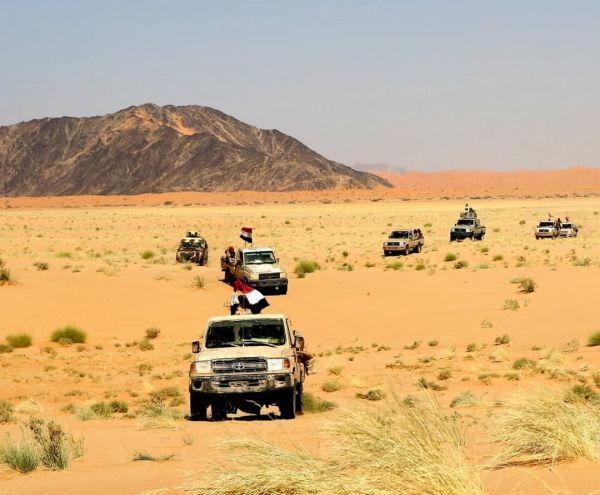 الجيش يتمكن من تحرير وتأمين مواقع مهمة شمالي الجوف
