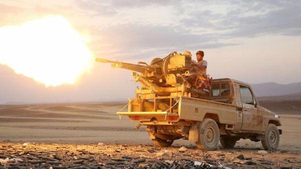 مصرع عدد من عناصر المليشيا الحوثية في تجدد المعارك شمالي الجوف