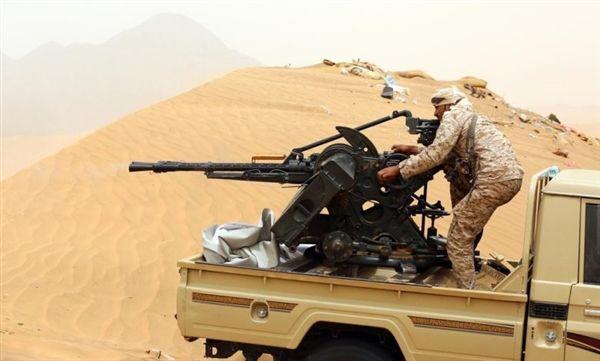 قوات الجيش تُفشل محاولة تسلل حوثية شرق الحزم بالجوف