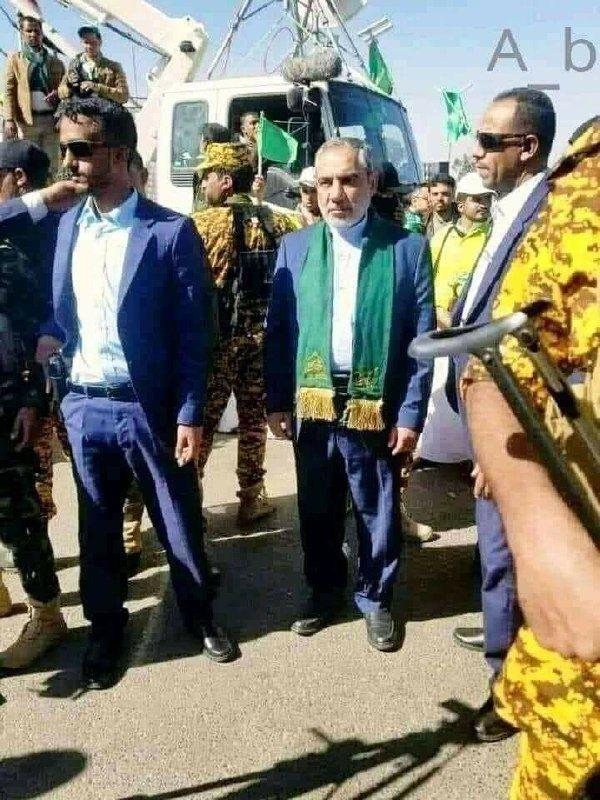العمالة لطهران.. هكذا تبدي ميليشيا الحوثي حزنها على مصرع إيرانيين