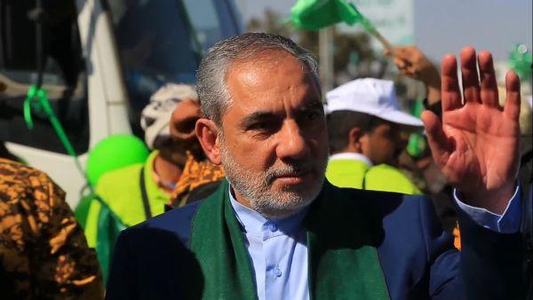 واشنطن تفرض عقوبات على ضابط الارتباط الإيراني لدى مليشيا الحوثي