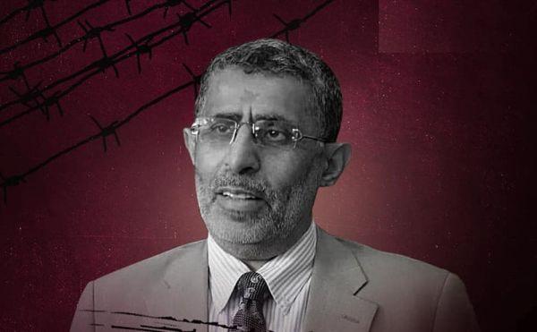 تدهور صحة الأكاديمي حميد عقلان المختطف في سجون (الحوثية) بصنعاء