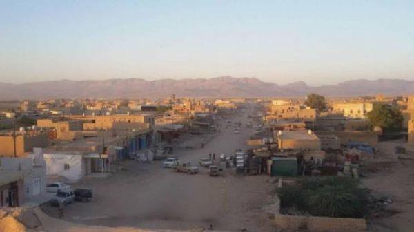 المليشيا تحرق مدرسة أساسية بعد تحويلها لثكنة عسكرية في الجوف