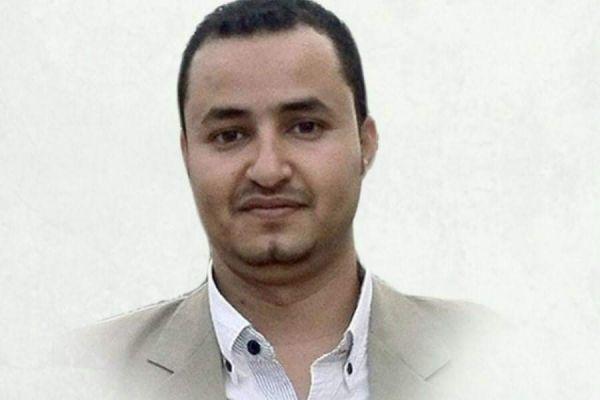 """""""الامريكي للعدالة"""" يشدد على انقاذ الصحفي المنصوري من الموت بعد تدهور حالته في سجون الحوثيين"""