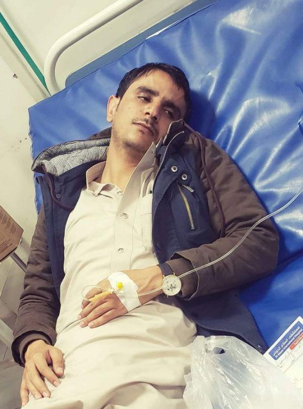 """انهيار مفاجئ في الحالة الصحية للصحفي """"اليوسفي"""" جراء التعذيب في سجون الحوثيين"""