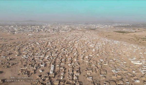 هربوا من جحيم حرب الحوثيين.. محافظة مأرب استقبلت 73 ألف نازح خلال العام الماضي