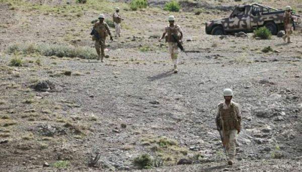 الجيش الوطني يعلن تحرير مواقع جديدة غربي تعز