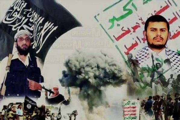 الحكومة تؤكد وجود تخادم وتنسيق مشترك بين مليشيات الحوثي والتنظيمات الإرهابية