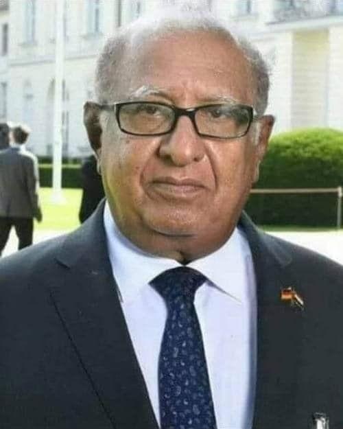 وفاة الدكتور يوسف محمد عبدالله أشهر علماء الآثار واللغة اليمنية القديمة