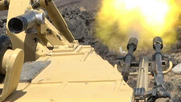 """مأرب.. الجيش يحرر مواقع مهمة في """"رحبة"""" ومصرع عشرات الحوثيين في المشجح"""
