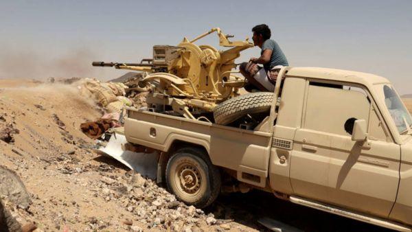 الجيش الوطني يعلن كسر سلسلة هجمات لمليشيا الحوثي في جبهات غرب مأرب