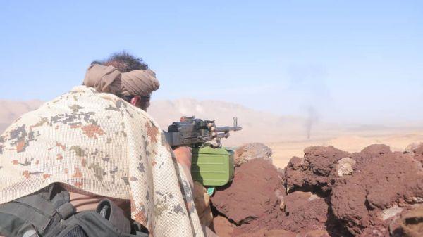 هجوم خاطف للجيش الوطني على مواقع المليشيا الحوثية غربي مأرب