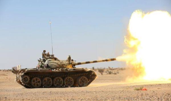 الجيش الوطني يدحر هجوماً لمليشيا الحوثي الانقلابية في الجوف