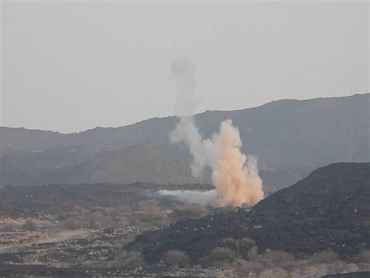 مصرع عشرات العناصر الحوثية وتدمير آليات وعتاد في جبهات الجوف ومأرب