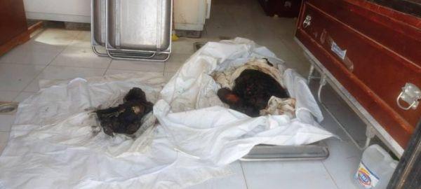 """إرهابيون وقتلة أطفال.. جسد الطفلة """"ليان"""" المتفحّم يعيد تعريف """"الحوثية"""" ويدّون الفصل الأخير لنهايتها (القصة الكاملة)"""
