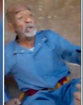مليشيا الحوثي تعتدي على رجل مٌسن بوحشية جنوبي العاصمة صنعاء