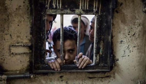 رابطة حقوقية: مليشيا الحوثي قتلت 61 مدنياً في سجونها