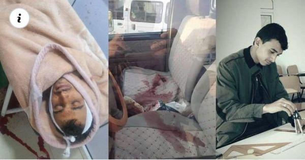 """طالب الهندسة"""" أيمن"""" ضحية جديدة لوحشية الإرهاب (الحوثي) بصنعاء.. احتقان واحتشاد قبلي"""