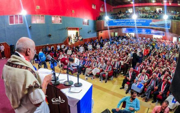 إصلاح تعز يحتفي بالذكرى الـ31 للتأسيس وأعياد الثورة اليمنية