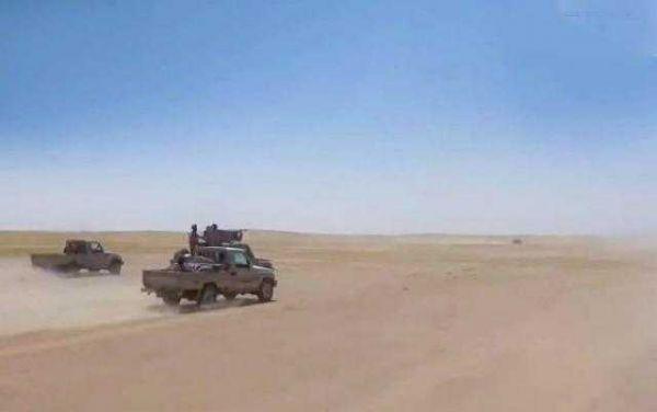 الجيش الوطني يتقدم في الجوف ويستعيد مواقع في البيضاء