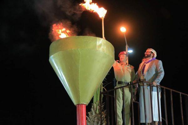 إحتفالات شعبية ورسمية بالذكرى ال59 لثورة السادس والعشرين من سبتمبر الخالدة