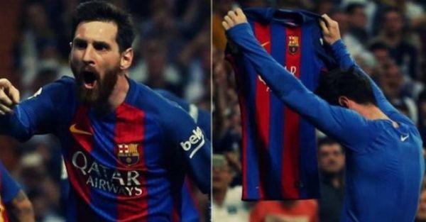 ميسي يجدد عقده مع برشلونة الإسباني حتى 2021