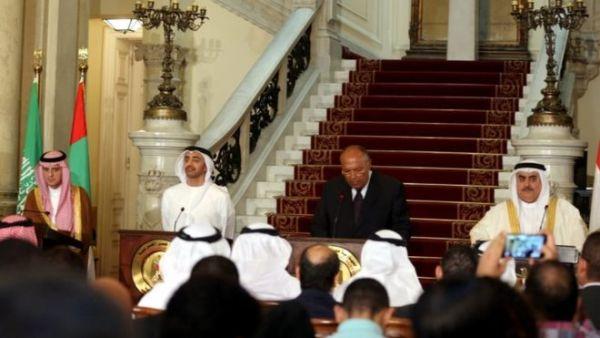 الدول الأربع المقاطعة لقطر تهدد باتخاذ إجراءات جديدة ضدها