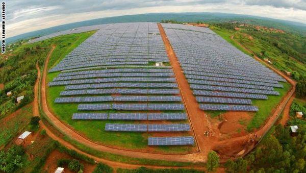 ستة مطارات بجنوب أفريقيا ستعمل بالطاقة الشمسية في2017