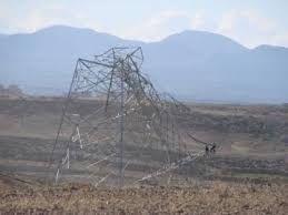 مليشيا الحوثي والمخلوع الانقلابية توجه بإيقاف رواتب الفريق الهندسي المكلف بإصلاح أبراج الكهرباء