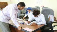 اعادة 40 طفلا جندتهم المليشيا الانقلابية الى مقاعد الدراسة