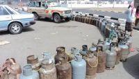 الانقلابيون يتاجرون بمعاناة الشعب وارتفاع سعر اسطوانة الغاز إلى «5500» ريال