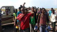 """""""الهجرة الدولية"""" تعلن إجلاء 134 صوماليا طوعا من اليمن"""