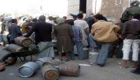 قيادي كبير في مليشيا الانقلاب يعترف: نشتري الغاز من مأرب 1026 ريالاً