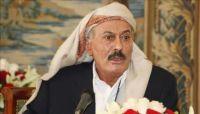 المخلوع صالح: تلقيت دعوة لمغادرة اليمن