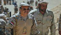قائد عسكري: المعركة في نهم بإشراف مباشر من الرئيس هادي ونائبه
