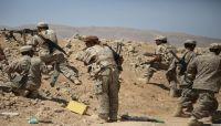 عشرات القتلى والجرحى لمليشيا الحوثي والمخلوع صالح بمحافظة حجة