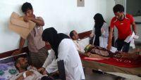 حجة: عناصر تابعة لمليشيا الحوثي والمخلوع يعتدون على متطوعات بمكتب الصحة