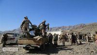 قوات الشرعية تواصل تطهير أوكار مليشيا الحوثي في عسيلان بشبوة