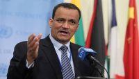 """""""ولد الشيخ"""" في إحاطته الأخيرة: الحوثيون يرفضون كافة الحلول السياسية ولا يهمهم مصالح الشعب"""