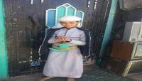 """الطفل """"عبدالرزاق الأهدل"""".. اختطفته مليشيا الحوثي إلى معسكر تدريبي فعاد إلى أهله جثة هامدة"""