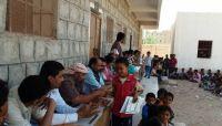 حرب الحوثيين أضرت بـ 34 مدرسة في مديريتي بيحان وعسيلان بشبوة