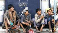 بينما تتواصل حملة التجنيد الاجباري.. المليشيات تنقل دفعة جديدة من أطفال صنعاء الى جبهاتها