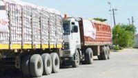 مليشيا الحوثي تبيع المواد الإغاثية التابعة لمنظمة اليونسيفعلى التجار