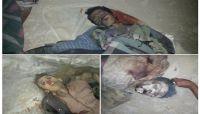 عشرات الجثث الحوثية تصل صنعاء والأهالي يتهمون الجماعة بقتل أبنائهم