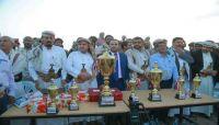 مأرب: اختتام بطولة كأس رئيس الجمهورية لكرة القدم