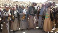 محافظو إقليم آزال من جبال صنعاء: الأيام القادمة ستشهد انتصارات كبيرة
