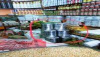 مليشيا الحوثي تنهب المساعدات الإغاثية الخاصّة بأمانة العاصمة وتبيعها للتجار